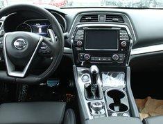 2018 Nissan Maxima SR LEATHER NAVIGATION ONLY 50 KMS!