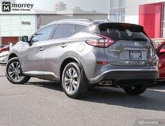 2016 Nissan Murano CVT AUTO NAVIGATION LOW KMS!