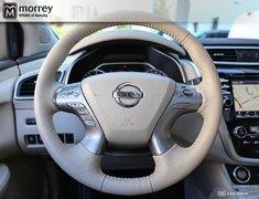 2016 Nissan Murano PLATINUM LEATHER SUNROOF NAVIGATION