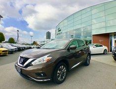 2017 Nissan Murano SL Package - Well Equipped