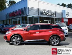 2019 Nissan Murano Platinum AWD * Huge Demo Savings!