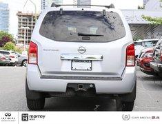 2012 Nissan Pathfinder SV 4X4 AUTO 3RD ROW SEATING!