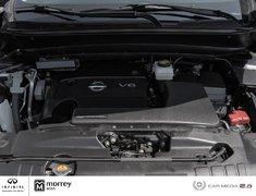 2014 Nissan Pathfinder SL NAVIGATION BACKUP CAMERA