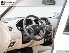 2017 Nissan Pathfinder PLATINUM FULLY LOADED TOP MODEL!