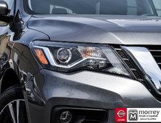2018 Nissan Pathfinder Platinum 4WD * Leather, Navi, 360° Camera, Hitch!