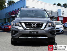 2018 Nissan Pathfinder Platinum 4WD * Leather, Navi, 360° Camera, Hitch!