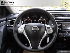 2015 Nissan Rogue S FWD NISSAN CERTIFIED FINANCE FROM 0.99%