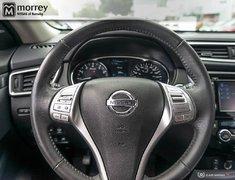 2015 Nissan Rogue SL LEATHER NAVIGATION SUNROOF
