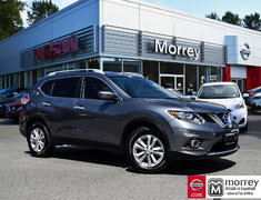 2016 Nissan Rogue SV AWD Moonroof Technology * Navi, 360° Camera!