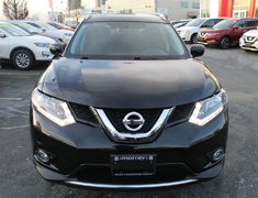 2016 Nissan Rogue SV AWD 3RD ROW SEATING LOW KMS!