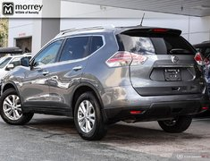 2016 Nissan Rogue SV CVT AUTO NISSAN CERTIFIED VEHICLE