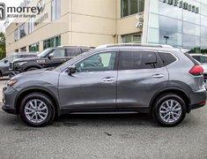 2017 Nissan Rogue SV AWD NAVIGATION SUNROOF!