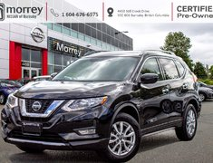 2017 Nissan Rogue SV FWD NISSAN CERTIFIED LOW RATES!