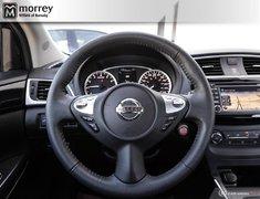 2017 Nissan Sentra SV CVT AUTOMATIC NAVIGATION LOW KMS!