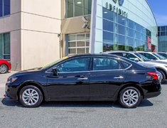 2017 Nissan Sentra SV STYLE PACKAGE! ALLOY WHEELS AND SUNROOF PKG!