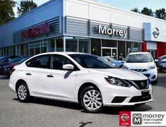 2019 Nissan Sentra S * Huge Demo Savings!
