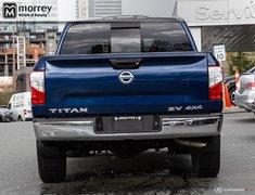 2017 Nissan Titan SV 4X4 BLUETOOTH BOX LINER