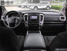 2017 Nissan Titan SV 4X4 NAVIGATION TONNEAU COVER