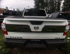 2019 Nissan Titan Platinum