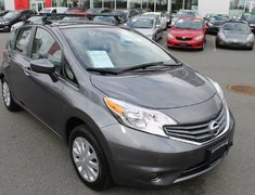 2016 Nissan Versa Note SV MANUAL LOW KMS