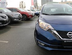 2017 Nissan Versa Note SR AUTO LOW KMS