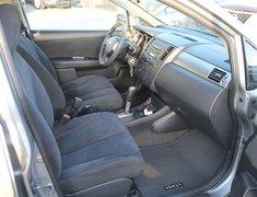 2007 Nissan Versa S AUTO NO ACCIDENTS