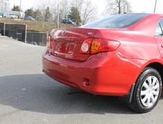 2010 Toyota Corolla CE AUTO LOW KMS