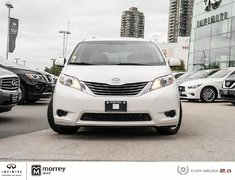 2012 Toyota Sienna LE AWD 7 PASSENGER ULTRA LOW KMS