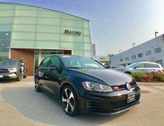 2015 Volkswagen Golf GTI Autobahn 2.0T
