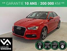 Audi A3 S line **GARANTIE 10 ANS** 2015