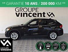 BMW X1 28i XDRIVE CUIR TOIT **GARANTIE 10 ANS** 2013