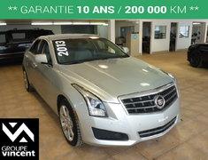 Cadillac ATS Luxury AWD**GARANTIE 10 ANS** 2013