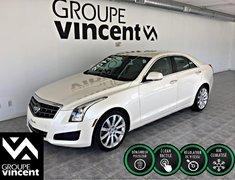 Cadillac ATS LUXURY **CAMÉRA DE RECUL/ AWD/ GPS** 2013