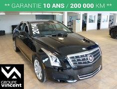Cadillac ATS Luxury AWD**GARANTIE 10 ANS** 2014