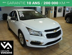 Chevrolet Cruze 1LT**GARANTIE 10 ANS 200 000 KM** 2015