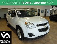 Chevrolet Equinox LS**GARANTIE 10 ANS** 2011