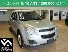 Chevrolet Equinox LS**GARANTIE 10 ANS** 2015