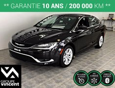 Chrysler 200 LIMITED**GARANTIE 10ANS** 2016