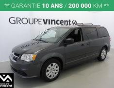 Dodge Grand Caravan SE STOW N GO 7 PASSAGERS**GARANTIE 10 ANS** 2016