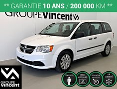 Dodge Grand Caravan SE 7 PASSAGERS **GARANTIE 10 ANS** 2016