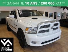 Dodge RAM 1500 SPORT 4X4**GARANTIE 10 ANS** 2010