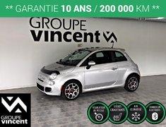 Fiat 500 Sport**GARANTIE 10 ANS** 2012