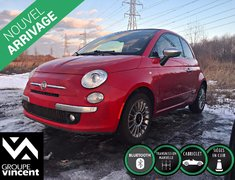 Fiat 500 500c LOUNGE**CONVERTIBLE** 2013