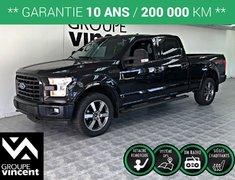 Ford F-150 SPORT FX4 CREW CAB 4X4 ** GARANTIE 10 ANS ** 2016