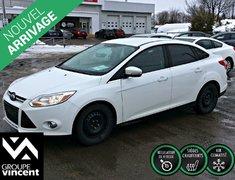 Ford Focus SEL **GARANTIE 10 ANS** 2012