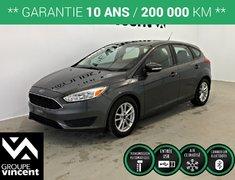 Ford Focus SE ** GARANTIE 10 ANS ** 2017