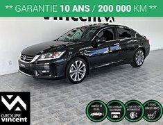Honda Accord SPORT ** GARANTIE 10 ANS ** 2015