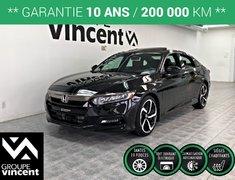 Honda Accord Sport ** GARANTIE 10 ANS ** 2018