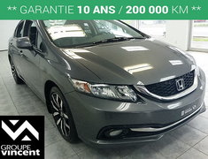 Honda Civic TOURING **GPS | CUIR  ** 2013