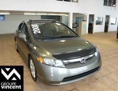 Honda Civic EX**TOIT OUVRANT / MAG** 2008
